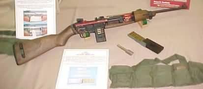 Stripper clip for m1 carbine